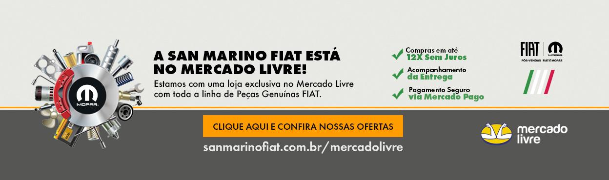 Peças e Acessórios San Marino Fiat